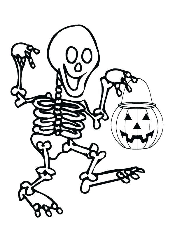 Lllᐅ Dibujos De Esqueletos Tutorial Lindas Plantillas De Esqueletos Esqueleto Dibujo Esqueleto Paginas Para Colorear