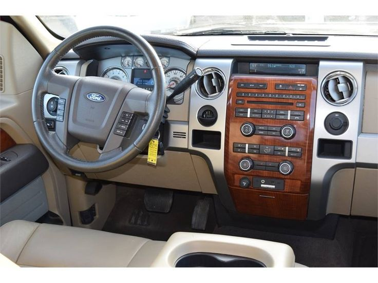 2009 Ford F 150 at Tejas Motors in Lubbock Texas .