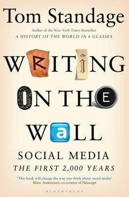 Writing on the Wall. Today we are endlessly connected: constantly tweeting, texting or e-mailing. This may seem unprecedented, yet it is not. Throughout history, information has been spread through social networks, with far-reaching social and political effects. Available at Campbelltown College Library #socialmedia #socialnetworking #socialhistory