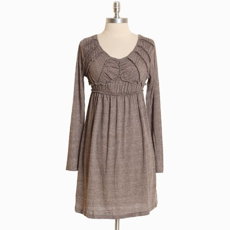 stratford town ruched tunic dress from ruche !!