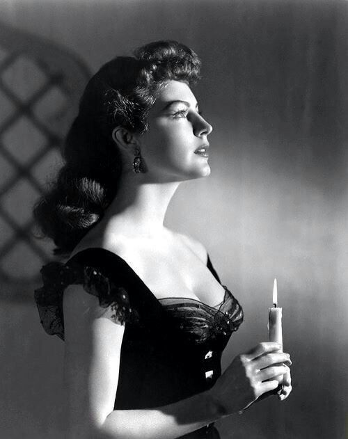 Ava Lavinia Gardner was an American actress and singer. Credit: Wikipedia