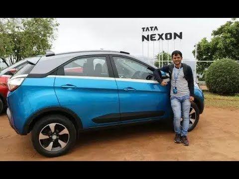 Tata Nexon Specs  technology features   interior   price   cheapest Suv ...