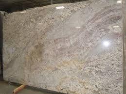 Kitchen Countertops = Granite White Springs