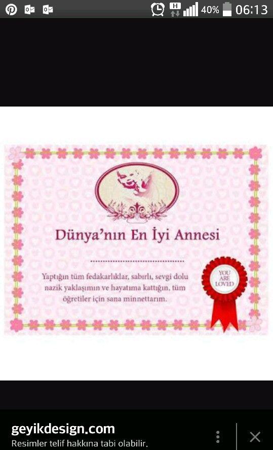 Anne sertifikasi