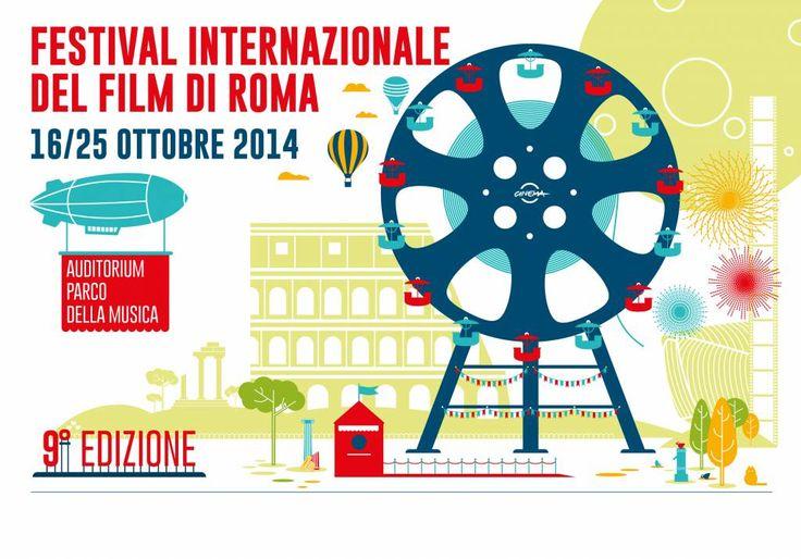 Festival Internazionale del Film di Roma: una grande ruota panoramica sulla Città Eterna
