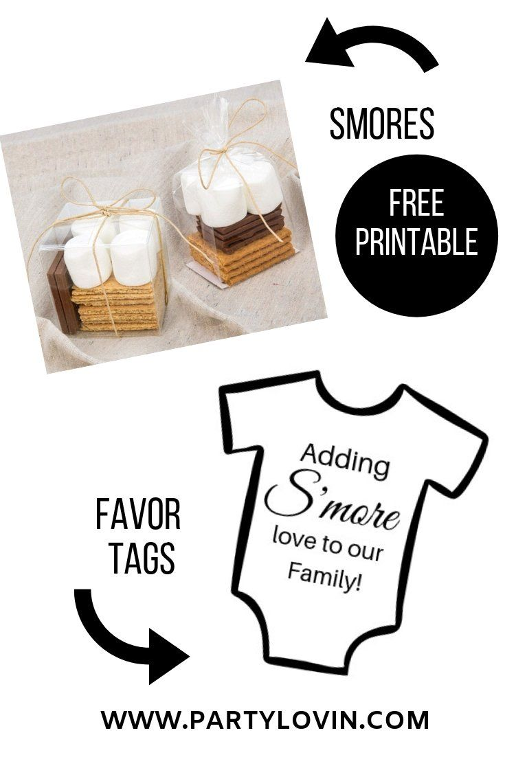 Free Printable Adding S More Love To Our Family Baby Shower Tags Your Baby Shower Is The Perfect Girl Shower Favors Baby Shower Favors Girl Baby Shower Tags