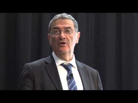 Conférence de Serge Haroche à l'École polytechnique - YouTube