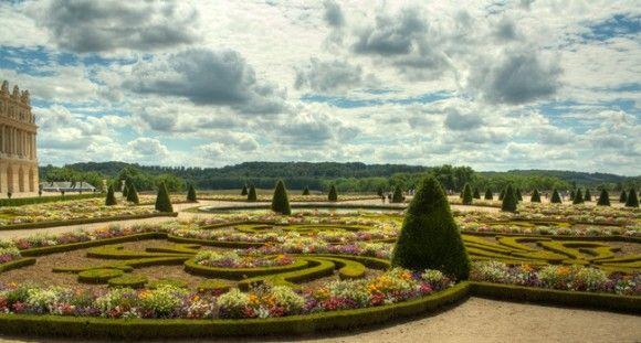 ベルサイユの14の庭園 フランス