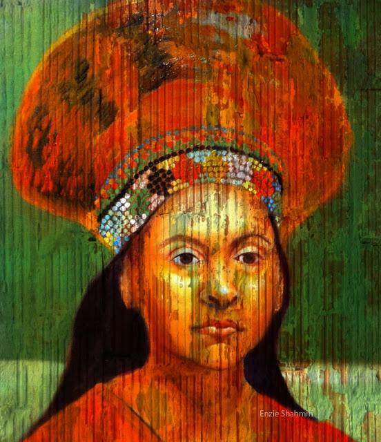 Zulu Queen By Enzie Shahmiri