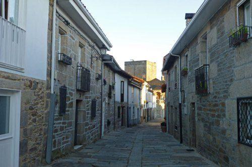 Castro Caldelas, una de las localidades con más encanto de la Ribeira Sacra