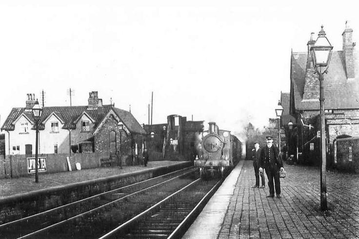 WIDNES NORTH RAILWAY STATION