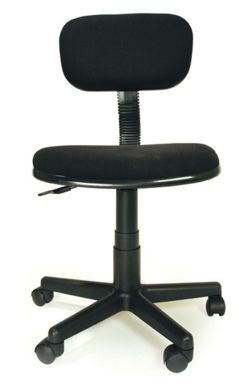 Cheap office chair - Pin it :-) Follow us :-)) AzOfficechairs.com is your Officechair Gallery ;) CLICK IMAGE TWICE for Pricing and Info :) SEE A LARGER SELECTION of  cheap  office chair at http://azofficechairs.com/category/office-chair-categories/cheap-office-chair/ - office, office chair, home office chair - Innovex Black Ergonomic Student Chair « AZofficechairs.com