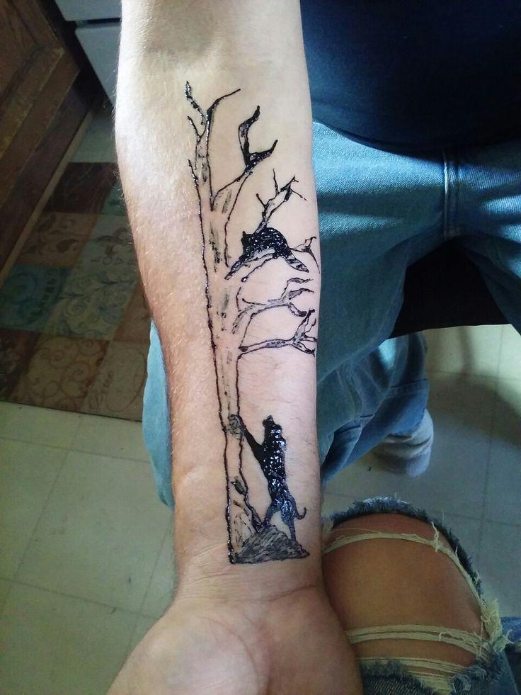 Coonhunting Tattoos : coonhunting, tattoos, Tattoos