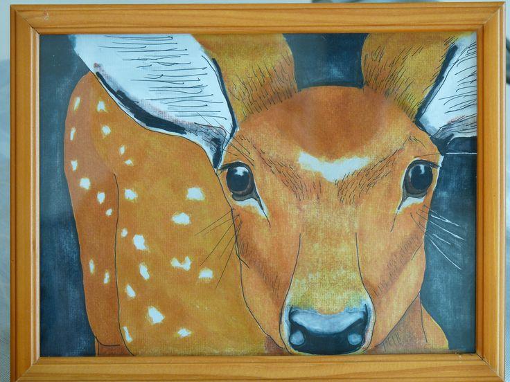 22x17 sm #scetching #painting #art #handmade
