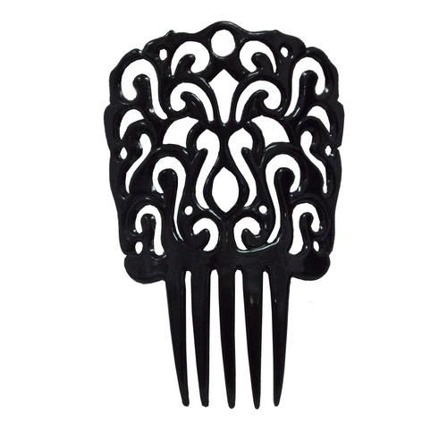 "$2.94 -- comes in red -- 7.2"" high x 5.2"" wide -- Got This --  Flamenco Comb - Peineta de Flamenco Ref. 1054--flamencoexport.com"