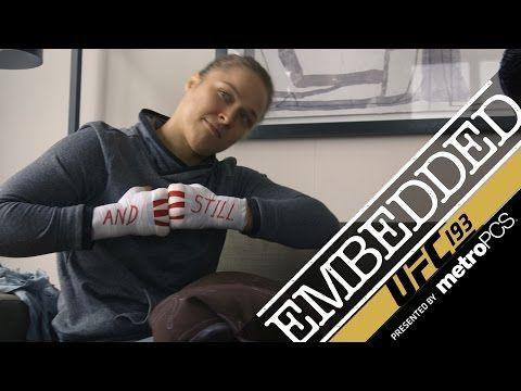 UFC 193 Embedded Episode 4 - http://www.lowkickmma.com/mma-videos/ufc-193-embedded-episode-4/