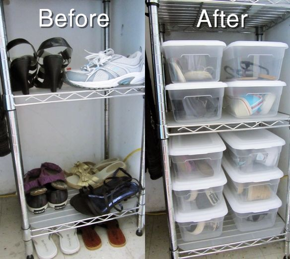 154 Best Home: Shoe Organizer Images On Pinterest | Shoes, Shoe Racks And  Dresser