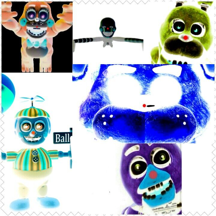 fnaf dot stare wall seconds then eye freddy ceiling dots illusion walls tricks stuff something nights five these sister aryanna