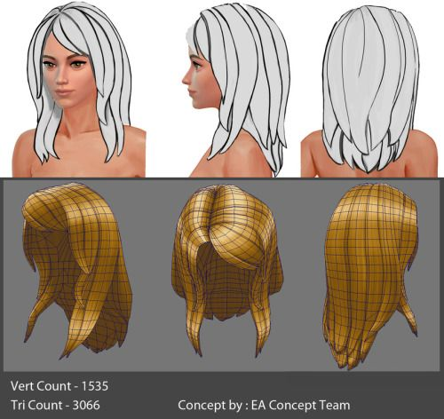 The Sims 4 Blogger • The Sims 4: Concept Art and 3D Modeling by Roman...