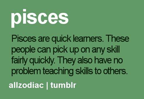 Pisces (that's how i am... ~Dahni)