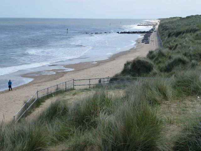 Waxham Beach | Norfolk | UK Beach Guide