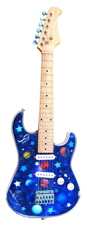 Planets Electric Guitar