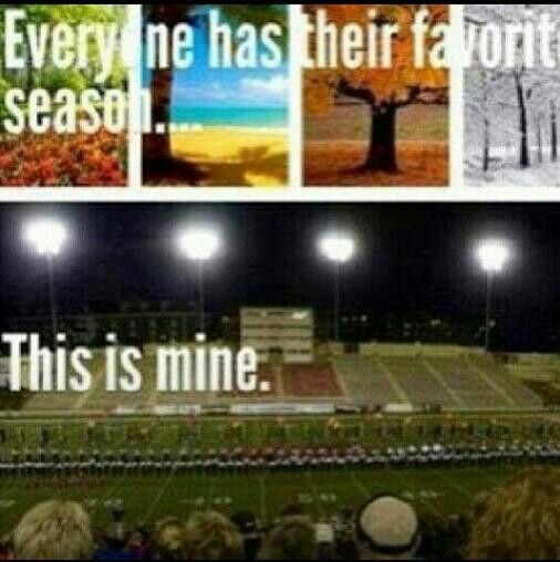 Marching Band Season <3<3<3<3<3<3<3<3<3 No one well ever understand my love for band!