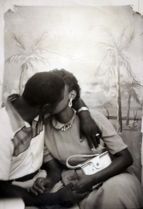 CultureSOUL: The African American Couples - c. 1920s-1950s  Vintage black love.