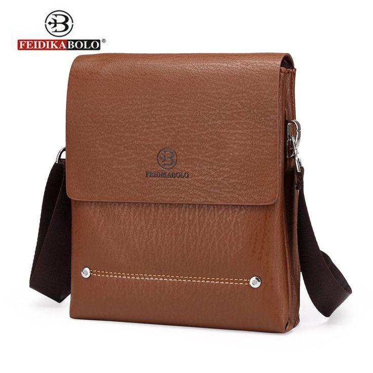 Men's Genuine Leather Briefcase Laptop Shoulder Bag Messenger