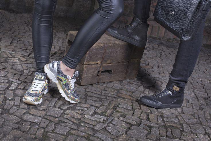 #Apia #sneakersy #glamour #moda #trend skórzane trampki sportowe półbuty #casual