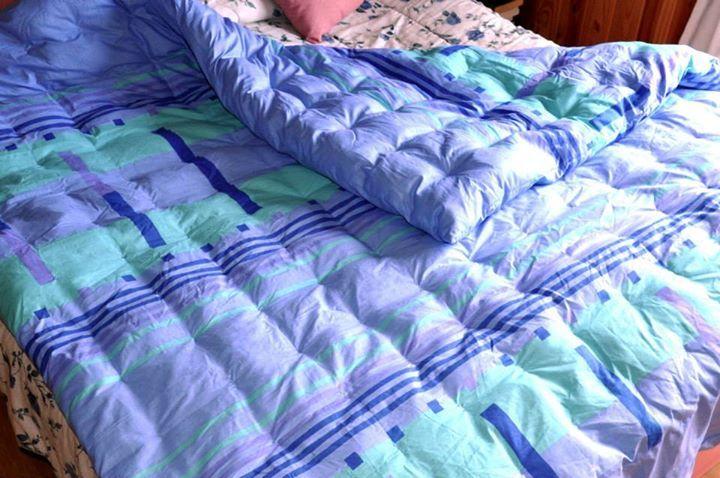 Cobertor Azul de 2 plazas