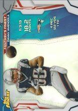 2014 Topps Finest Football Fantasys #FF-DA Danny Amendola New England Patriots