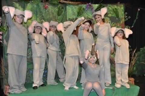 jungle book elephant costume | Disney's Jungle Book Kids