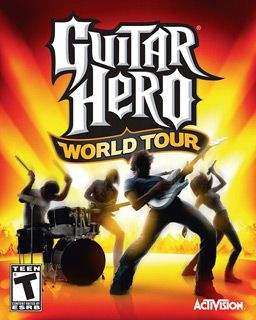 Guitar Hero World Tour.