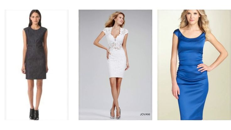 Top 100 Vestidos de tubo, vestidos cortos de moda