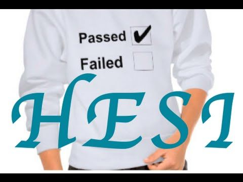 77 best hesi images on pinterest school learning and physical how to pass the hesi exam 1 week of studying or less youtube fandeluxe Image collections