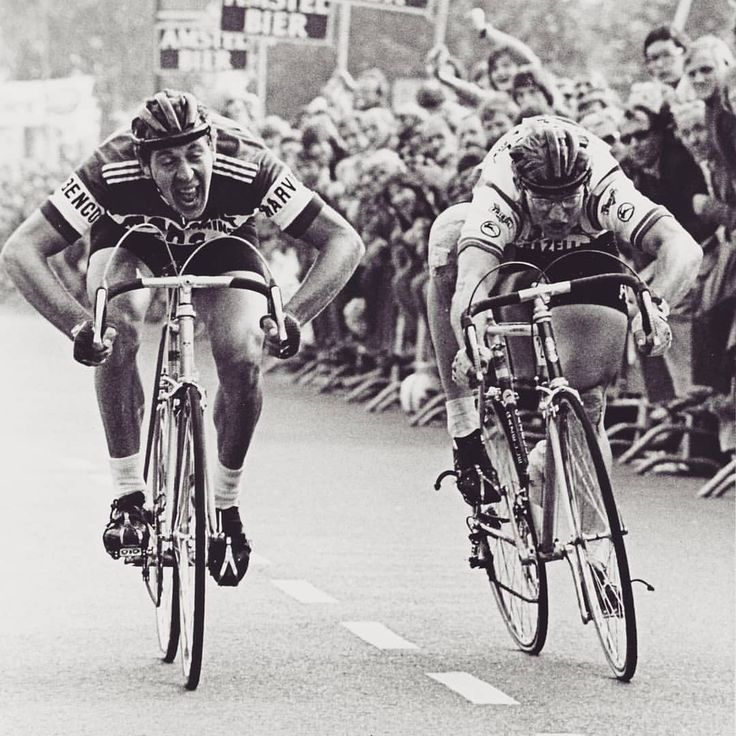Today is the day of The Amstel Gold Raas (Race). Jan Raas (born 8 November 1952) is a Dutch former professional cyclist whose 115 wins…