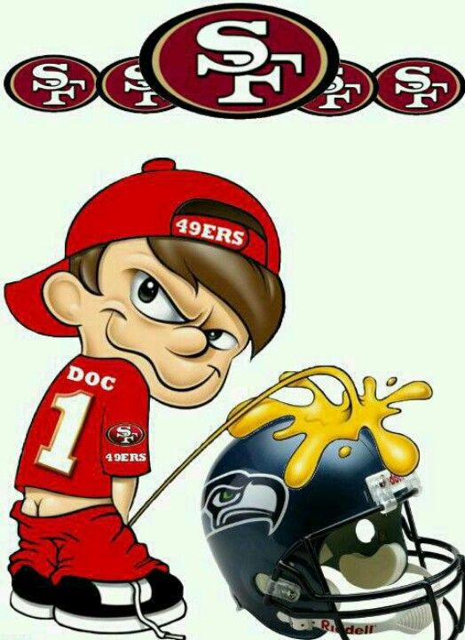 49er Nation SF Niners San Francisco 49ERS Niners for Life!