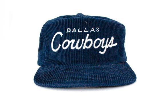 d90145591a03fc ... snapback hat 55a6d b5186 get vintage 1980s dallas cowboys the cord  corduroy hat navy white o s dallas cowboys pinterest cowboys ...