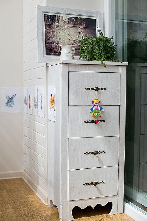 Я бы в плотники пошел... (сказ про комод прованский) - Дизайн интерьера - Babyblog.ru