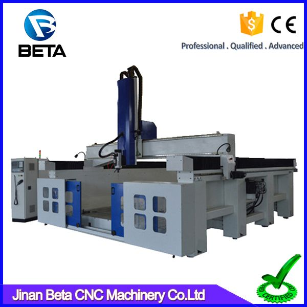 Factory price!! China EPS 3D woodworking cnc machine carving milling router price for wood foam