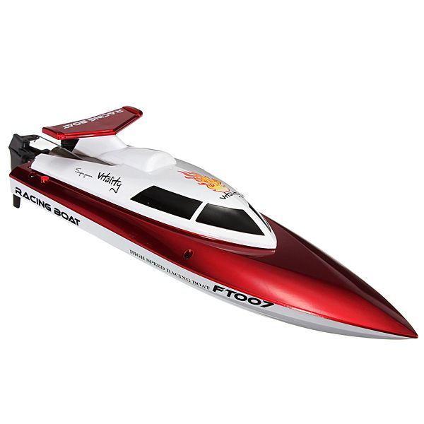 FT007 4CH 2.4G High Speed Racing Remote Control RC Boat