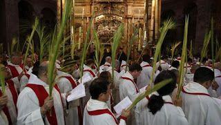 el blog del padre eduardo: Liturgia y espiritualidad del Domingo de Ramos