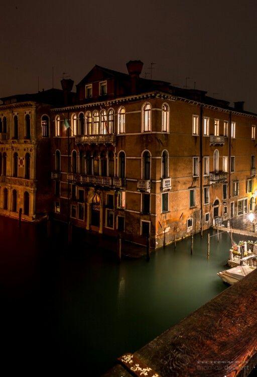 T. Decker - Venice Palazzo