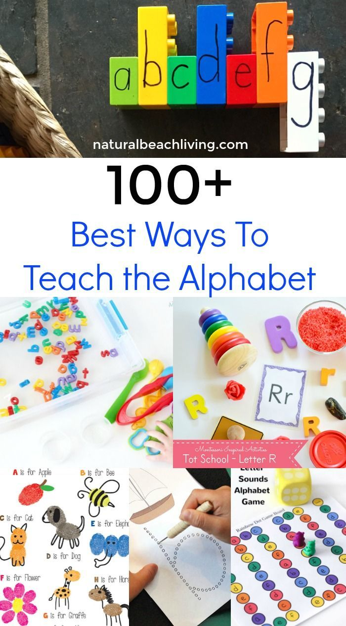 Free Kindergarten Alphabet Printables for Kids