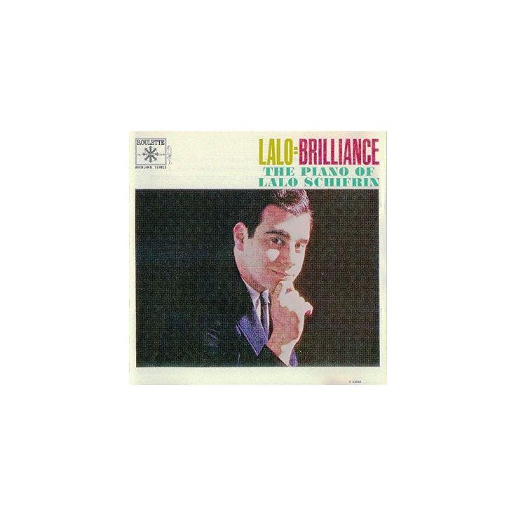Lalo Schifrin - Lalo = Brilliance (CD)