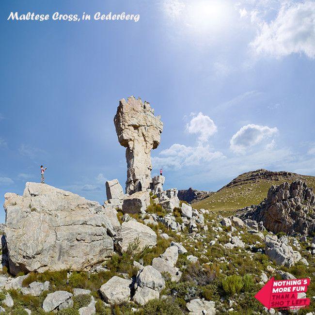 Maltese Cross in Cederberg