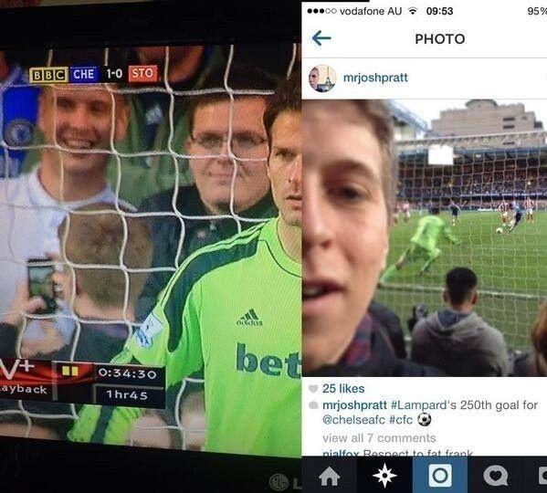 Ce selfie. | 23 photos parfaitement synchronisées
