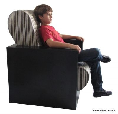 best 25 fauteuil en carton ideas on pinterest meuble en carton carton design and chaise en. Black Bedroom Furniture Sets. Home Design Ideas