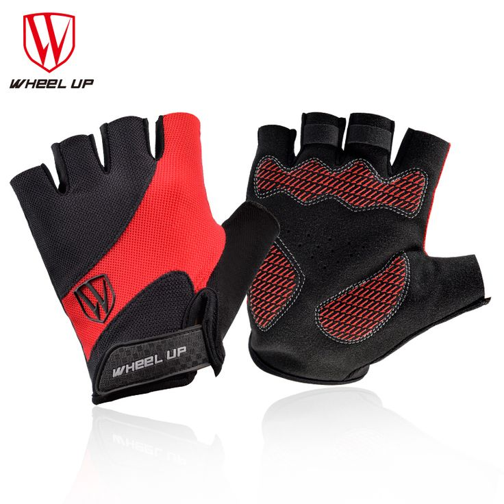 WHEEL UP Cycling Gloves Half Finger Mens Women's Summer Bicycle Gloves Guantes Ciclismo MTB Mountain Sports Bike Gloves Mittens //Price: $17.95 & FREE Shipping //     #hashtag1